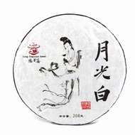 2016 White Moonlight Ancient Tree Pu-erh from The Steeping Room