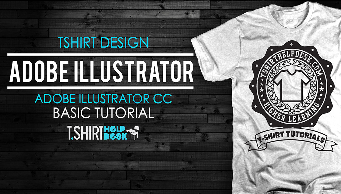 Adobe illustrator for t shirt design basics for beginners How to make t shirt designs in illustrator