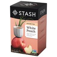 White Peach Oolong Tea from Stash Tea Company