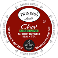 Chai Spiced Apple K Cups from Twinings