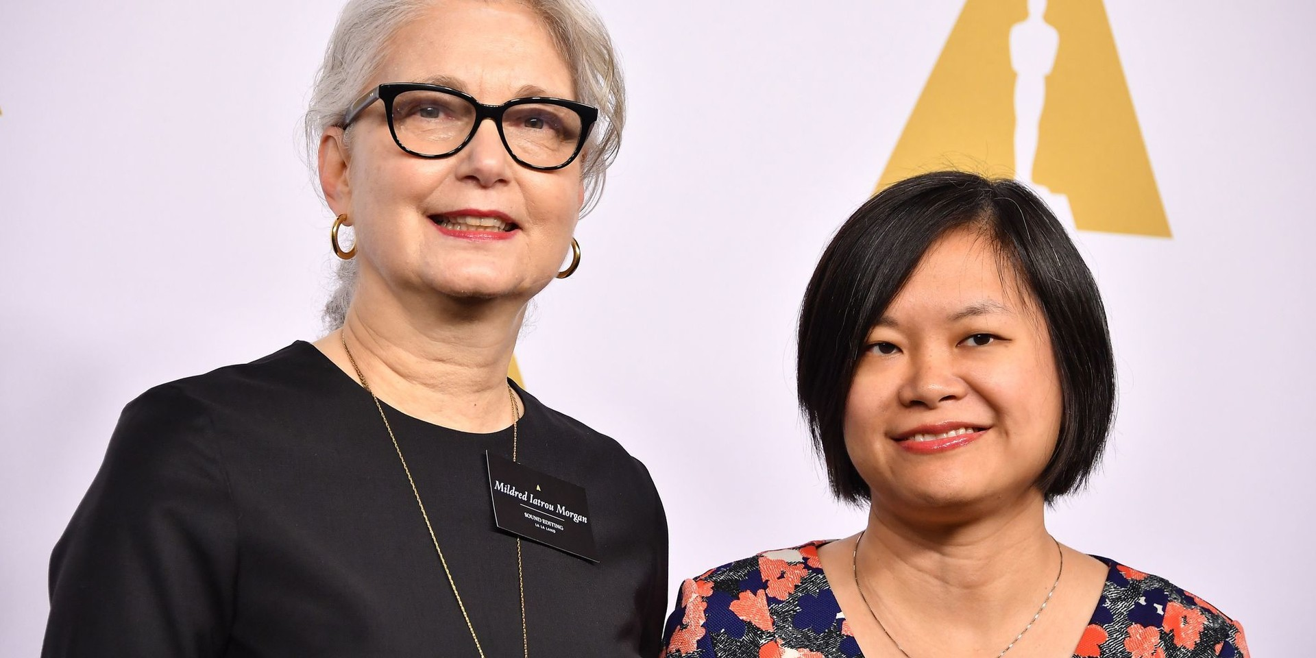 Singaporean sound editor Ai-Ling Lee may be Oscar-less, but she's someone to look up to