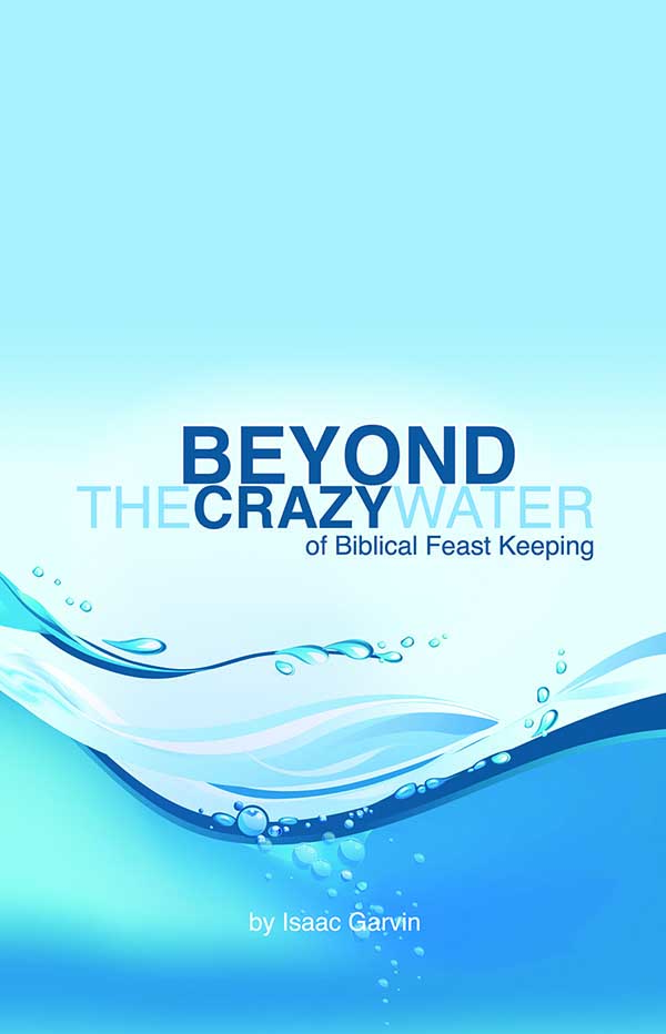 Beyond the Crazy Water by Isaac Garvin