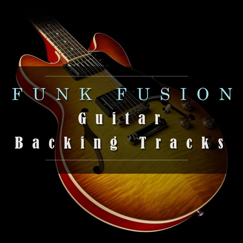 Funk Fusion Guitar Backing Tracks