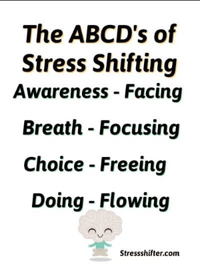 ABCD of shifting stress to calm