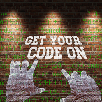 Get Your Code On!