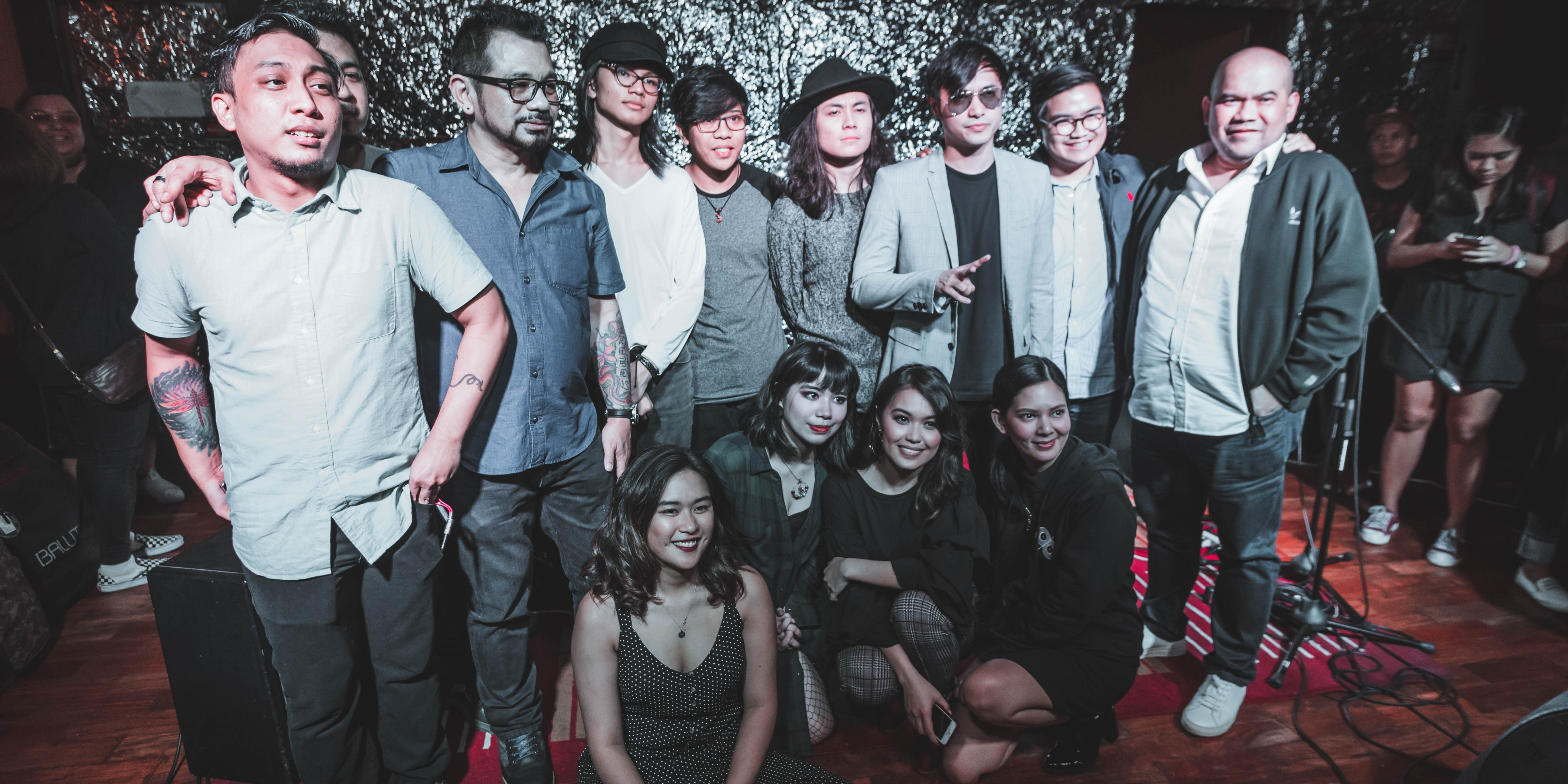 """Kean Cipriano: """"O/C Records gives creative freedom for what our musicians create. It's their art, we should take care of it."""""""