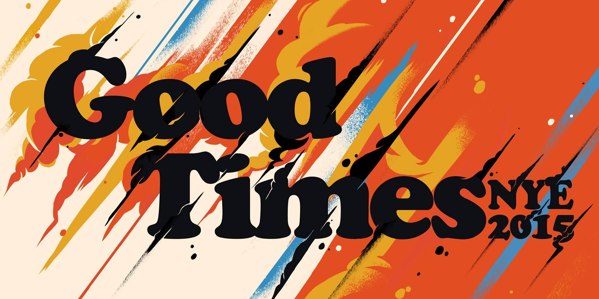 Good Times teams with Laneway, Dunce, Phyla & ATTAGIRL for an epic NYE party