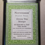 Green Tea Mango from Nottingham Finest Teas