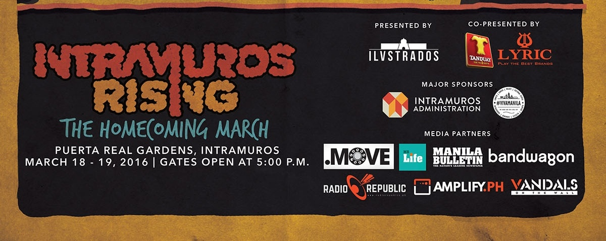 Intramuros Rising 4: The Homecoming March
