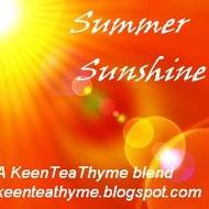 San Diego Sunshine from Keen Tea Thyme
