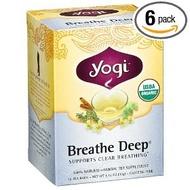 Breathe Deep from Yogi Tea