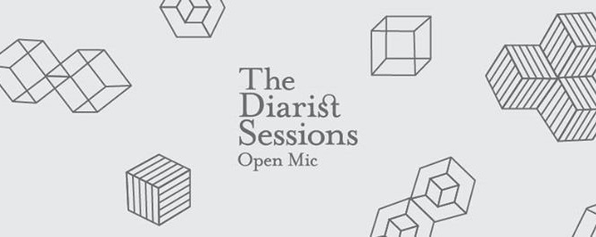 The Diarist Sessions Open Mic #51 - 9 May at The Music Parlour