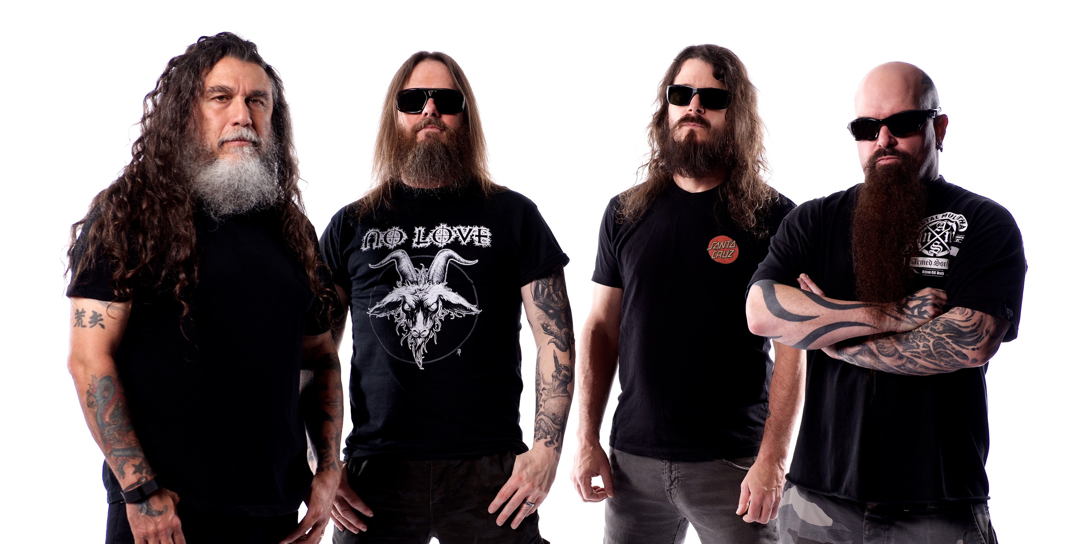 Slayer are indeed returning to Southeast Asia with first ever Manila show