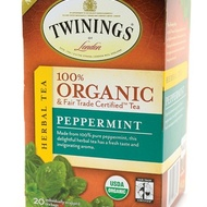 100% Organic Peppermint from Twinings