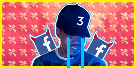 What have you RSVPed to on Facebook? Diving into concert ticket scalping on social media