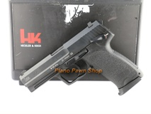 HK USP 45 with case & 1-Mag. .45ACP - USED