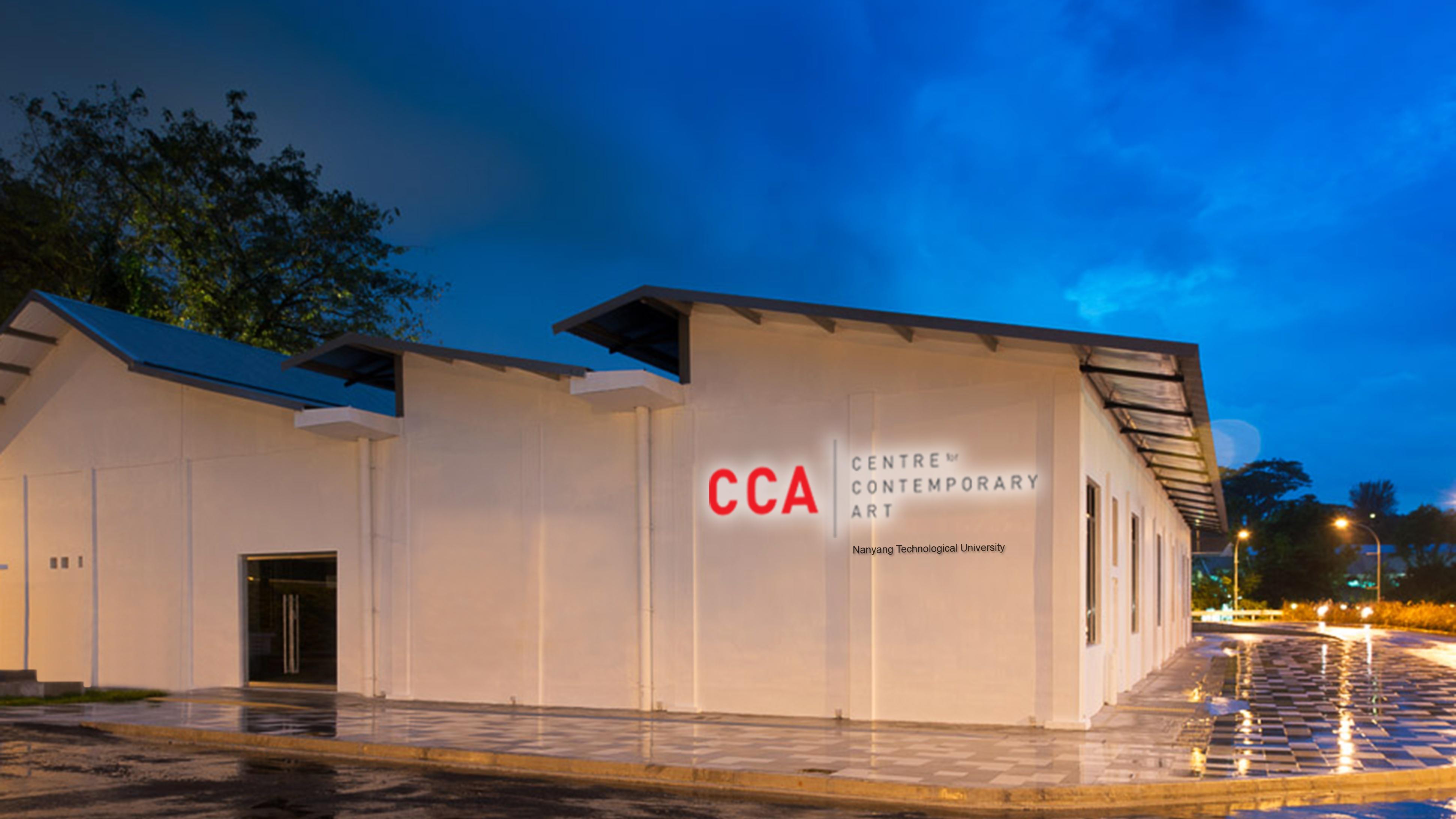CENTRE FOR CONTEMPORARY ART SINGAPORE (CCA)