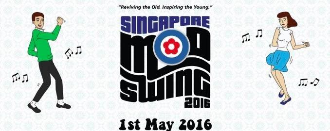Singapore Mod Swing 2016