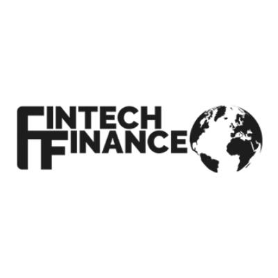 Fintech Finance Presents: #fintechfamous Logo