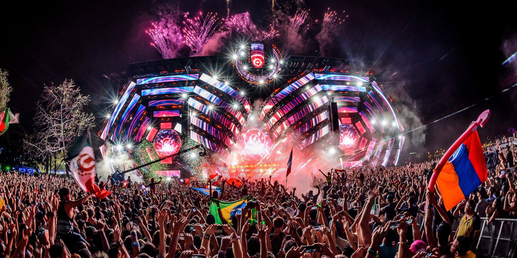You'll be able to watch Ultra Singapore at home this weekend