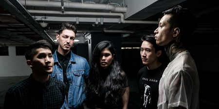 Caracal's comeback EP Take It Apart and Put It Back Together is out now –listen