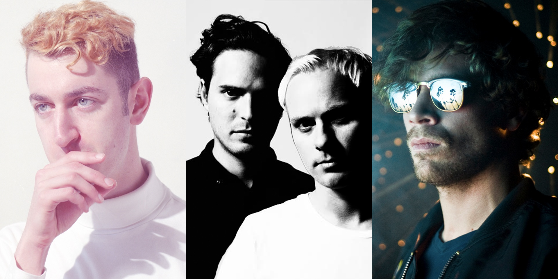 Chrome Sparks, Moon Boots and Classixx all performing in Singapore under Moonbeats