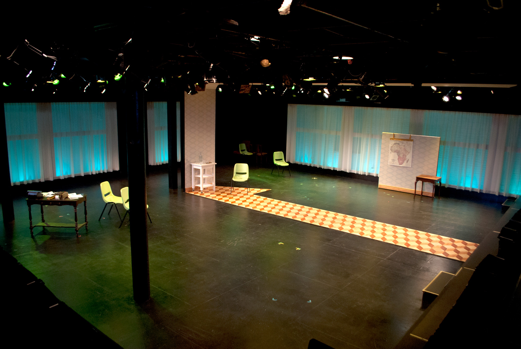 Mainstage Theatre Theatre Venue For Rent In Nyc