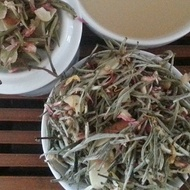 Lemon French Macaron from Butiki Teas