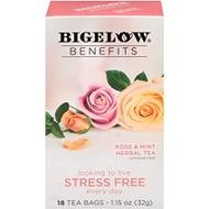 Stress Free Rose & Mint from Bigelow