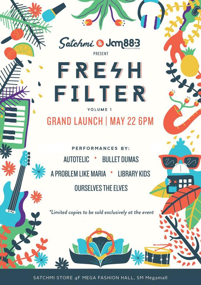 FRESH FILTER Vol. 1 Grand Launch