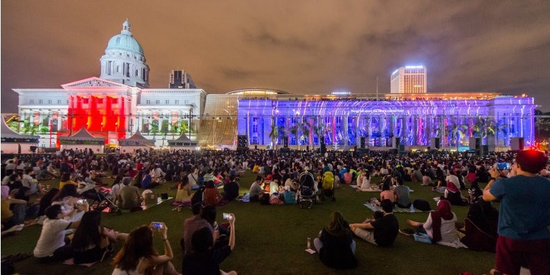 Light to Night Festival 2018 to feature Linying, Gentle Bones, Joanna Dong, Charlie Lim and more