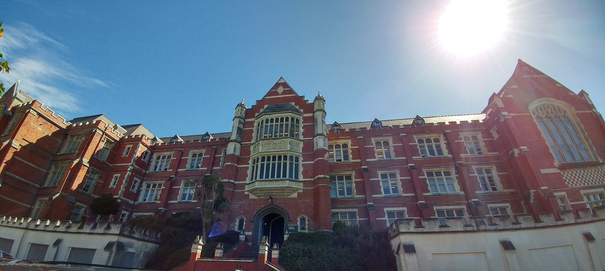 Hunter Building, Victoria University, Wellington