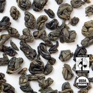 Organic Gunpowder Green Tea from Arbor Teas