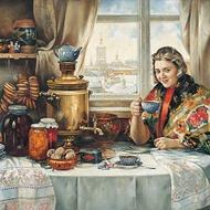 Russian Gypsy from Adagio Teas Custom Blends