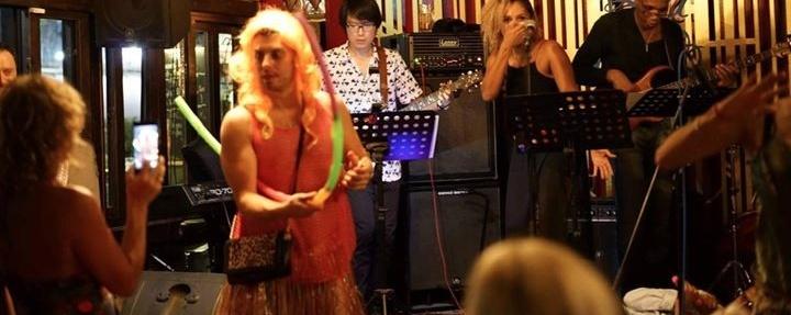 Leandra at Montreux Jazz Cafe Singapore