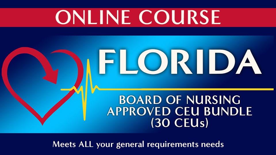 Wondrous Florida Board Of Nursing Approved Ceu Bundle 30 Ceus Nurse Download Free Architecture Designs Intelgarnamadebymaigaardcom