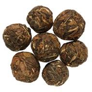 2013 Fuding White Tea Balls | Fuding Da Bai Tuo Cha from Good Tea