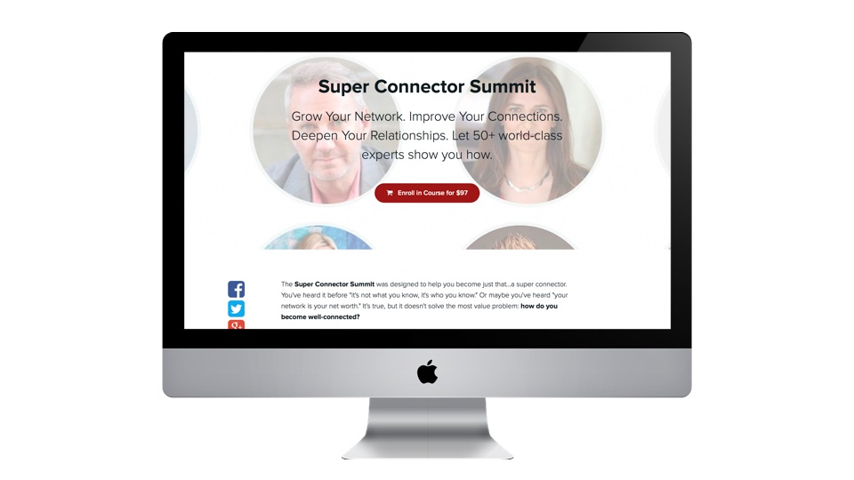 Super Connector Summit | David Burkus