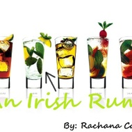 An Irish Rum from Adagio Custom Blends, Rachana Carter