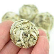 """Feng Qing """"Silver Needles White Tea"""" Dragon Ball from Yunnan Sourcing"""