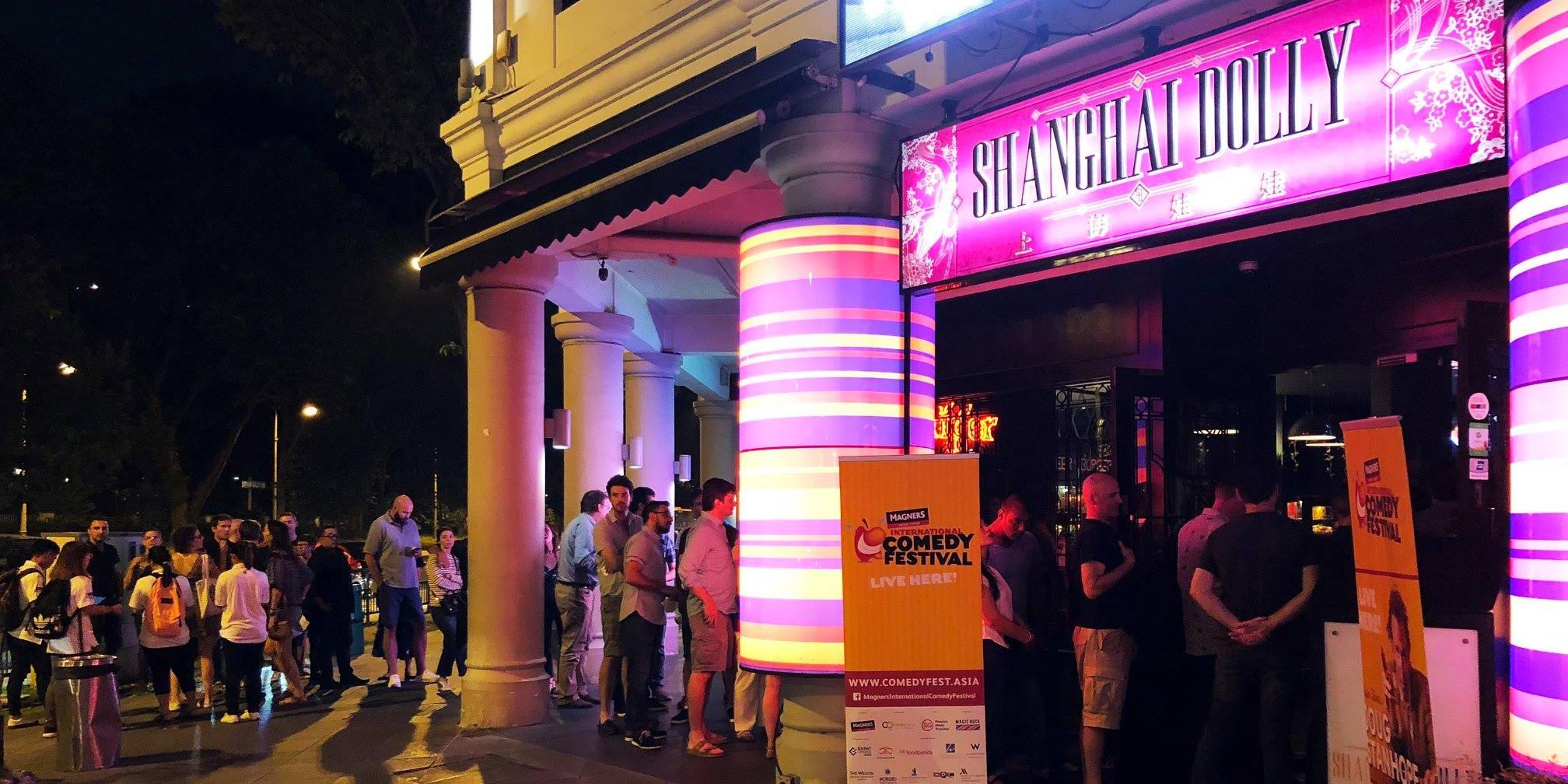 Mandopop in Singapore loses a venue in Shanghai Dolly