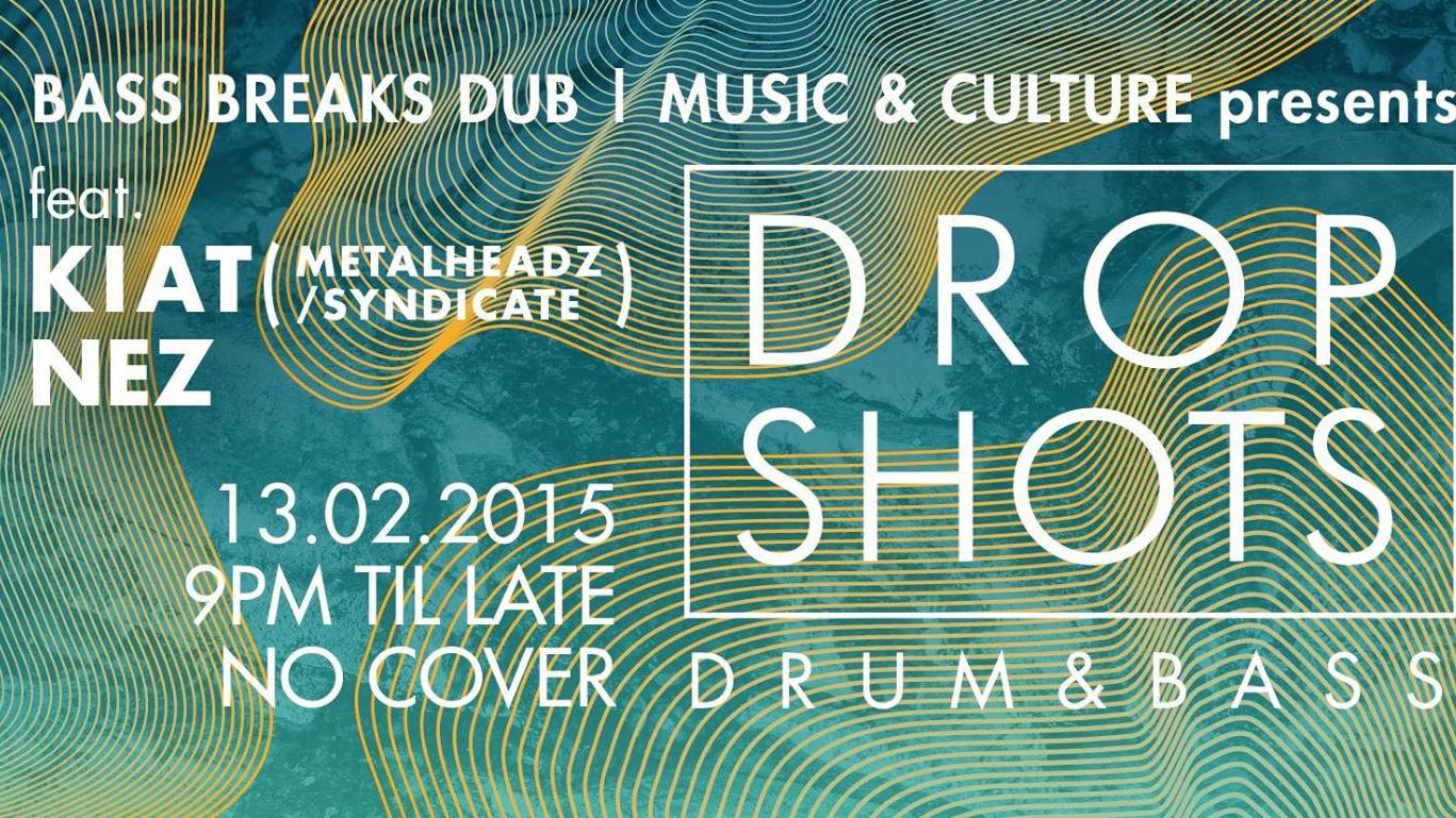 DROP SHOTS: Drum & Bass