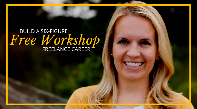 Image - Build a Six-Figure Freelance Career Workshop