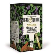 Oriental Chai & Liquorice from Heath and Heather