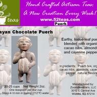 Mayan Chocolate Puerh from 52teas