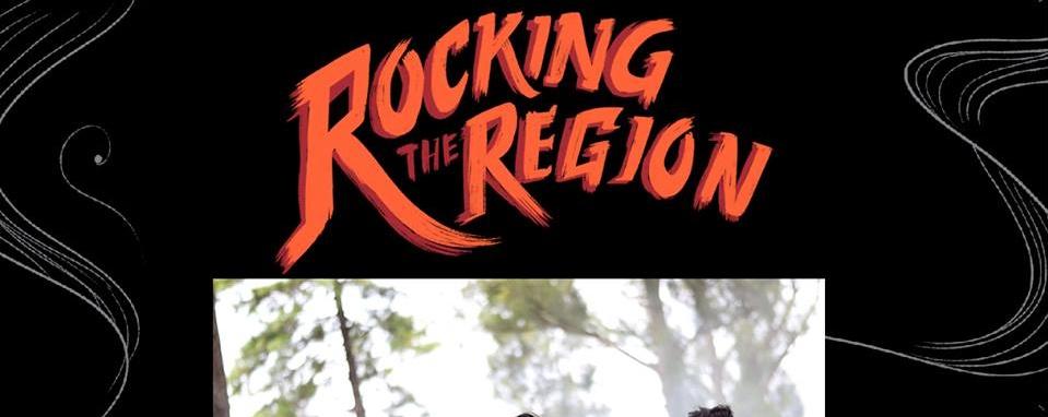Rocking the Region: Brisom (Ph)
