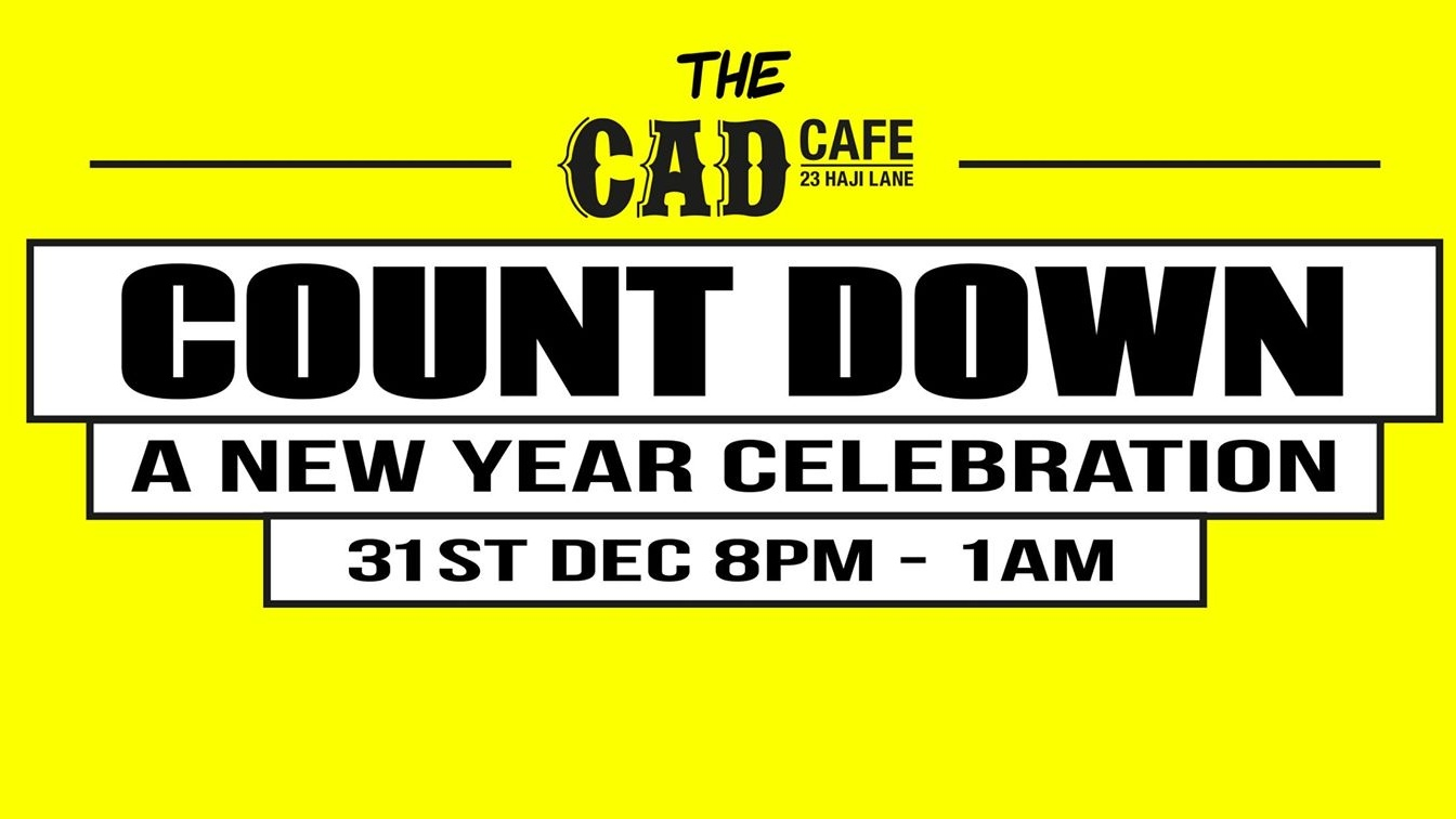 CAD CAFE COUNT DOWN