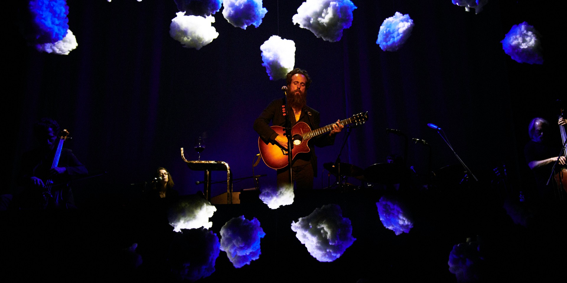 Iron & Wine intoxicates at Capitol Theatre – gig report