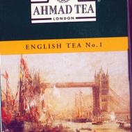 English Tea No. 1 from Ahmad Tea