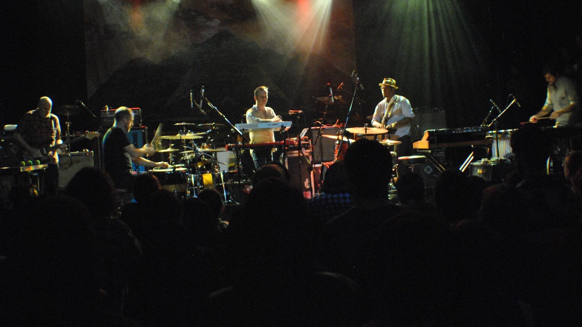 TORTOISE - Live in Singapore!